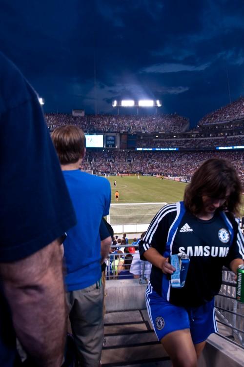 Chelsea vs AC Milan